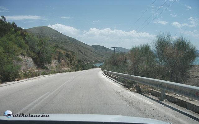 És így kezdődik Görögország a Sagiada határátkelőnél 0977f706c1