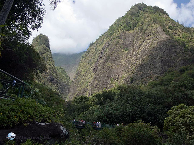 'Iao völgye Hawaii
