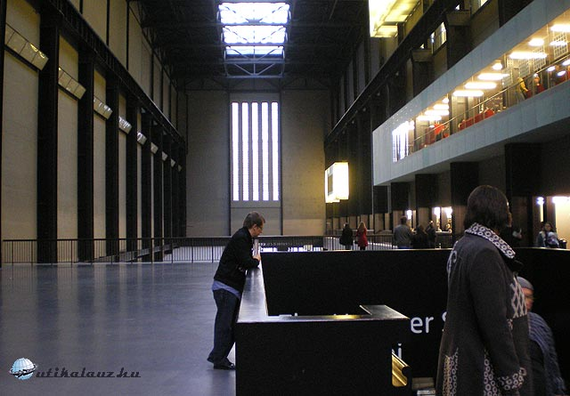 London Tate Modernből
