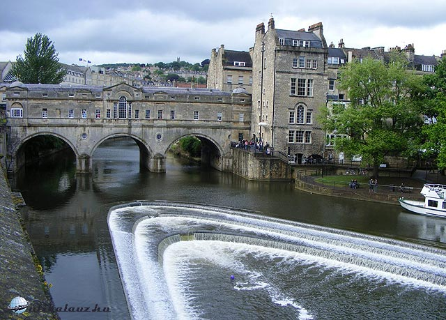 Bath, Pulteney híd