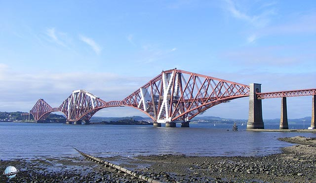 A Forth Rail Bridge