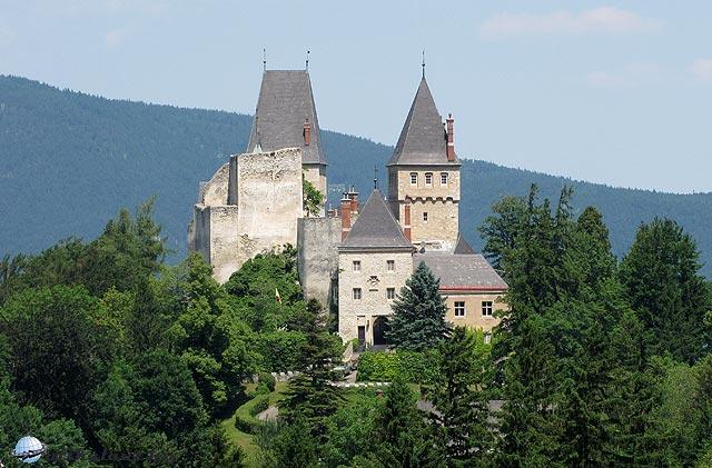 Wartenstein-vára Schlagl után
