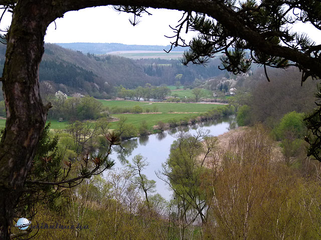 Darovansky Dvur Berounka-folyó