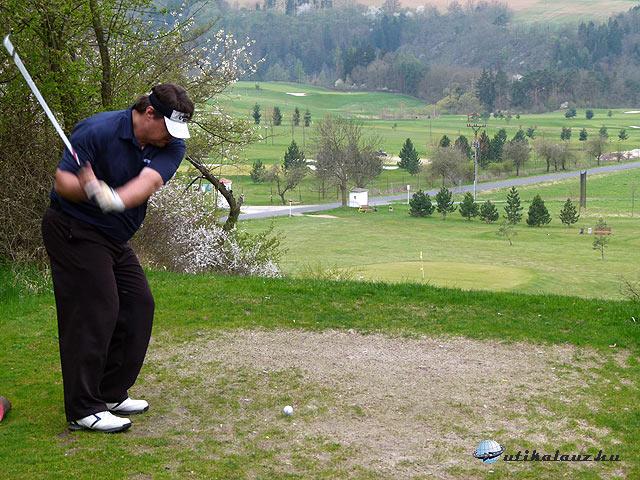 Darovansky Dvur golfpálya