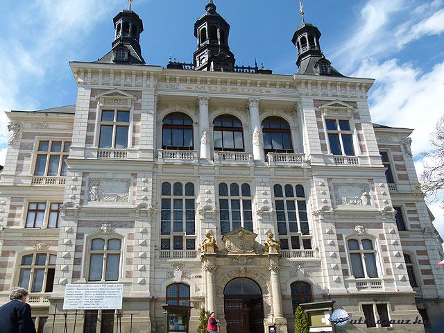 Pilsen Nyugat-csehországi Múzeum