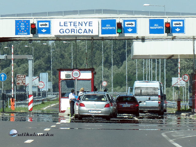 Horvát magyar határ Letenye Gorican f5459c204e