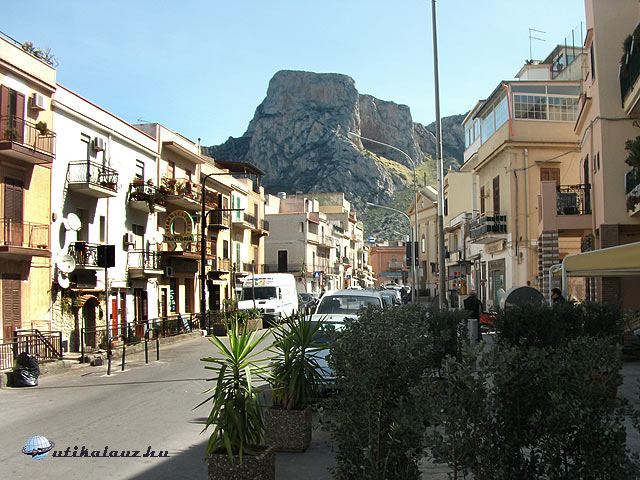 Palermo Sferracavallo és a Monte Gallo