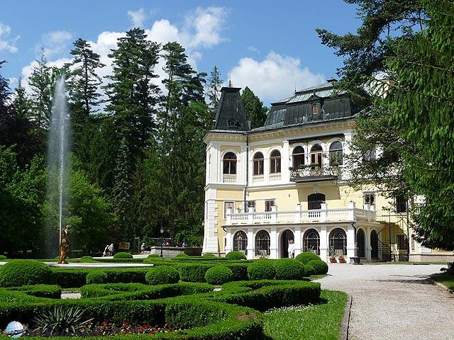 Andrássy kastély Betléren