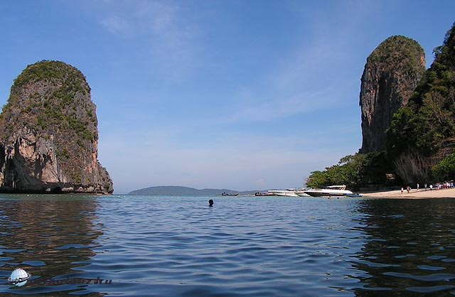 Phra Nang Bay, Railay