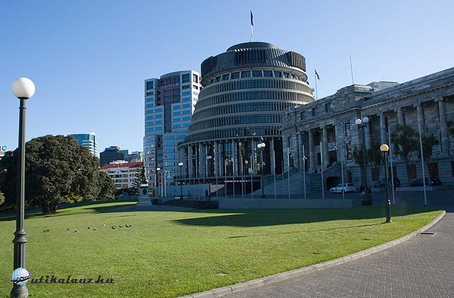 Wellington, Parlament