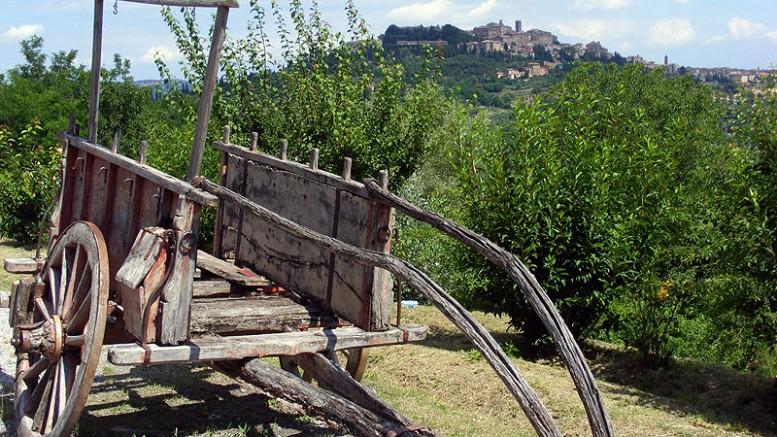 Valahol Toszkánában