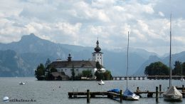 Gmunden - Orth-kastély