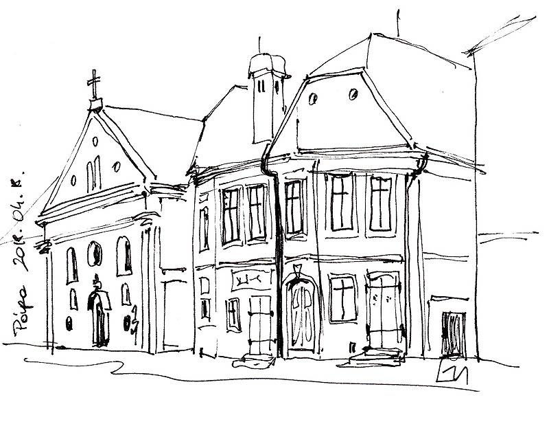 Pápa - Ferences templom és rendház