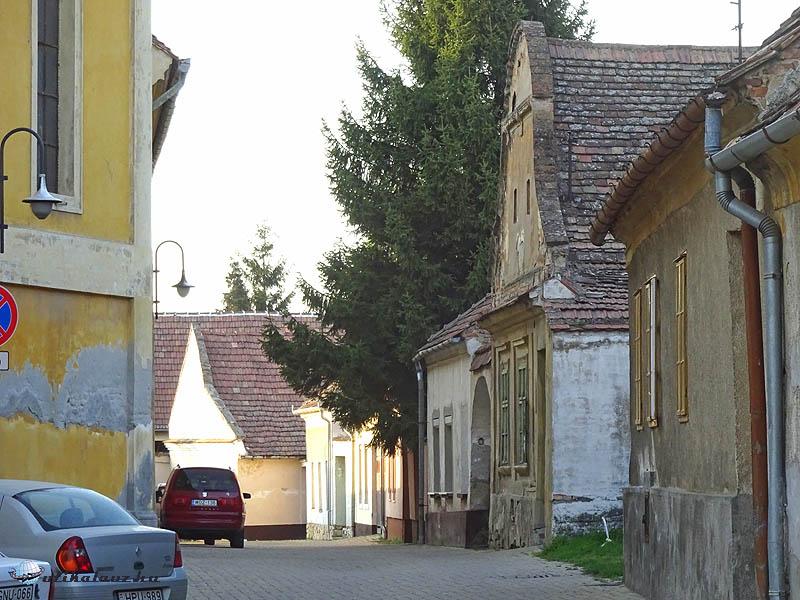 Pápa - Barát utca