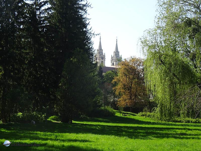 Zirc, Arborétum