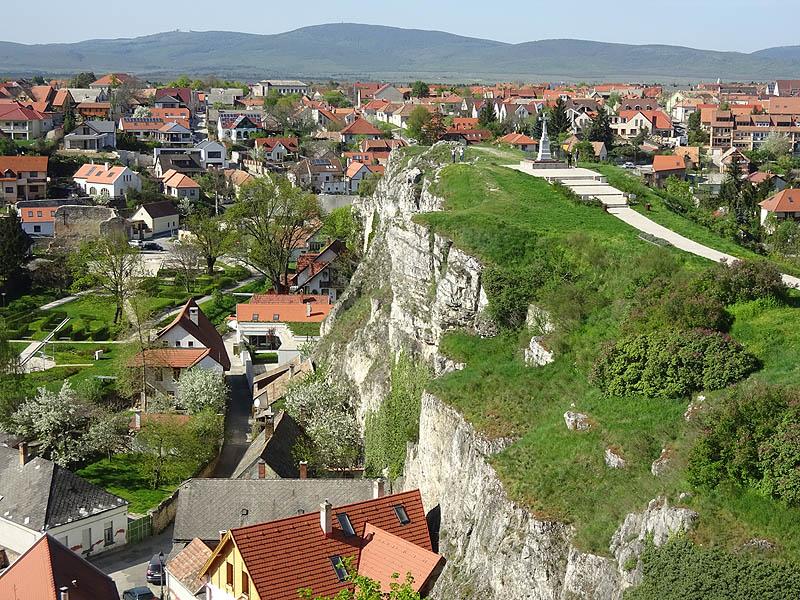 Veszprém - Kilátás a Benedek hegyre