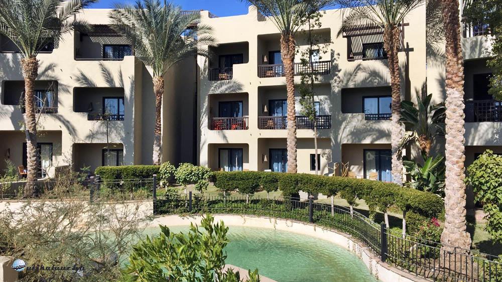 Port Ghalib Resorthoz tartozó apartmanok