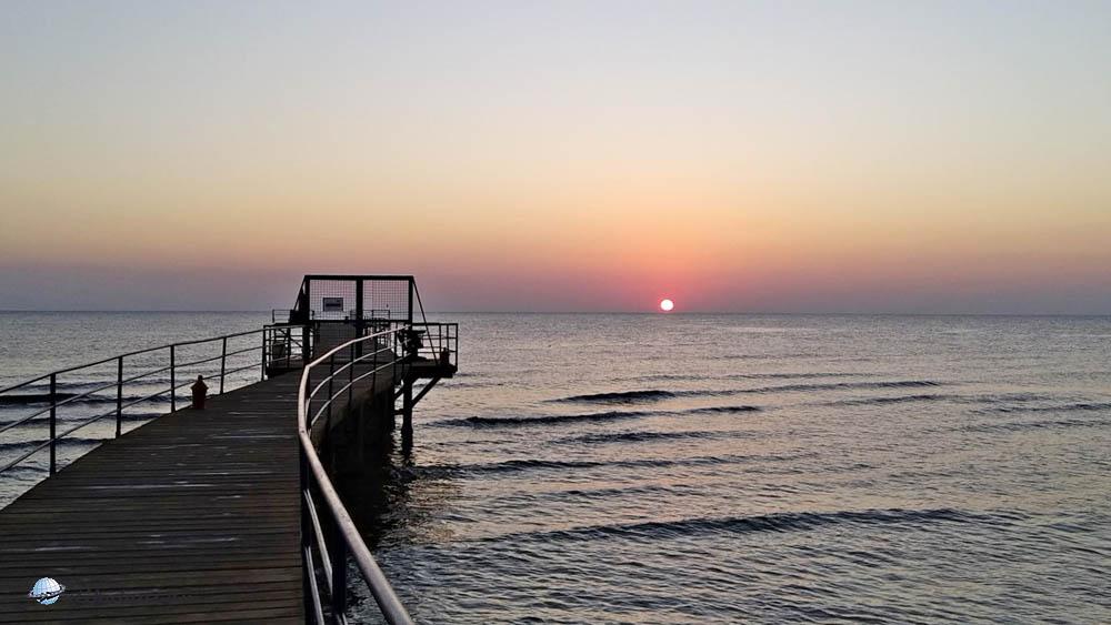 Amikor a nap beleesik a Vörös-tengerbe