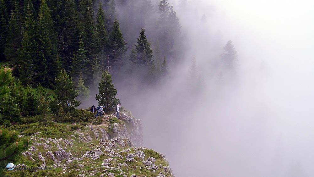 2006-ban ködbe burkolózott a Tara kanyonja