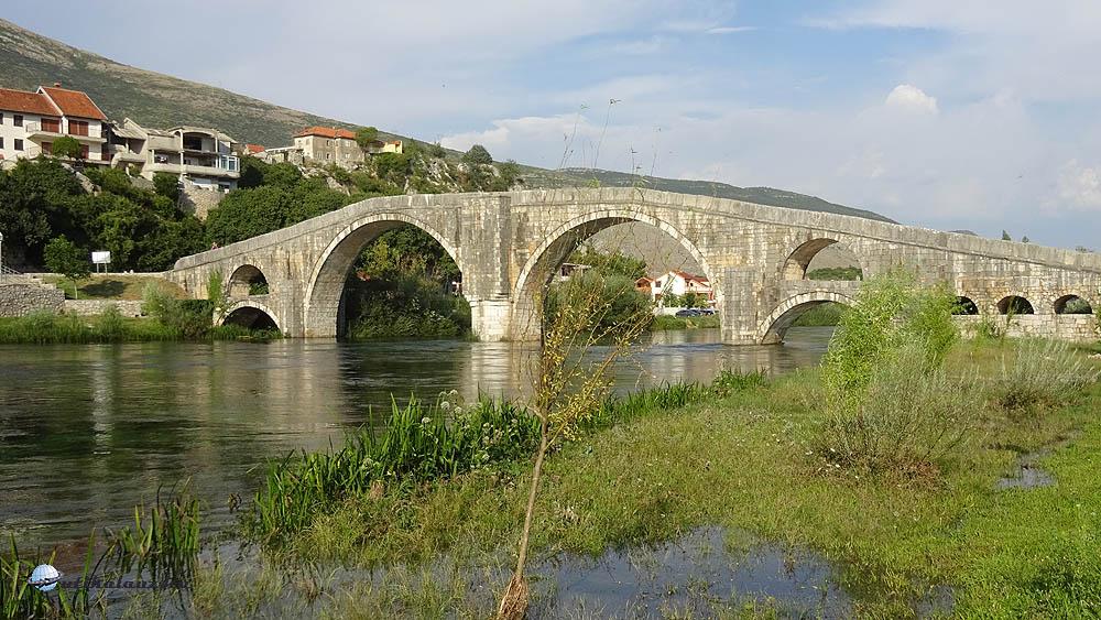 Még a török időkben épült a Trebišnica felett